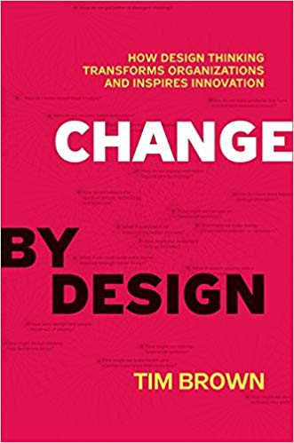 Book cover of: Change by design